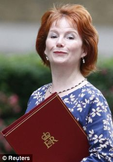 Hazel Blears warned white people's concerns about immigration should not simply be branded 'racist'
