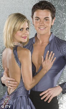 RAY QUINN AND MARIA FILIPPOV