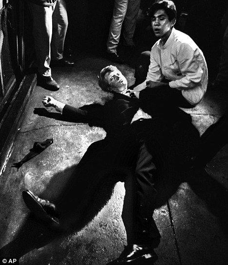 Assassination of Bobby Kennedy