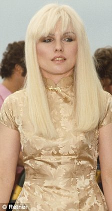 Atomic Singer Debbie Harry Revives Her Youthful 80s Look