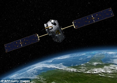 Nasa's Orbiting Carbon Observatory satellite