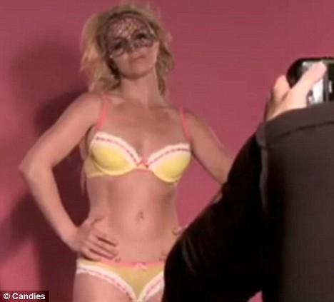 Britney Spears Candies