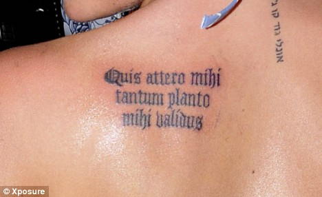 park's tattoo parlours