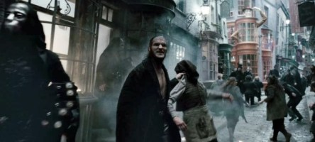 Death eaters attack