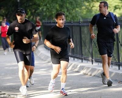 Si vous ne joggez pas avec plusieurs gardes du corps membre dun corps délite des forces de lordre, lisez cet article !