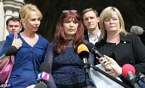 Gary McKinnon has his appeal against extradition rejected
