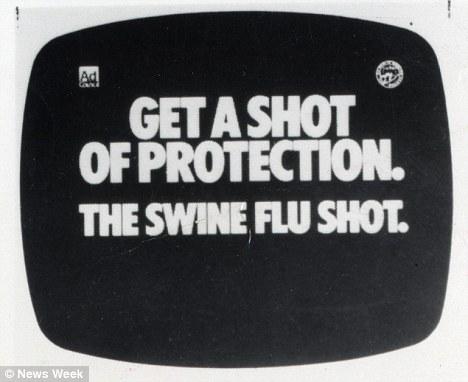 America swine flu 1976