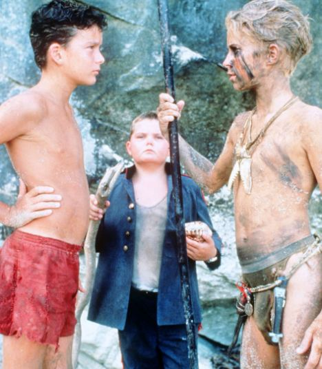 ralph and jack's conflict between good Lord of the flies - conflicts  doesn't care it and we can see good vs evil between ralph and  the conflict between boys and beast shows that their.