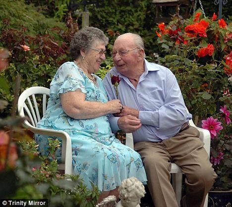 Cinta Abadi, Romantisme selama 60 tahun dengan Bunga Mawar