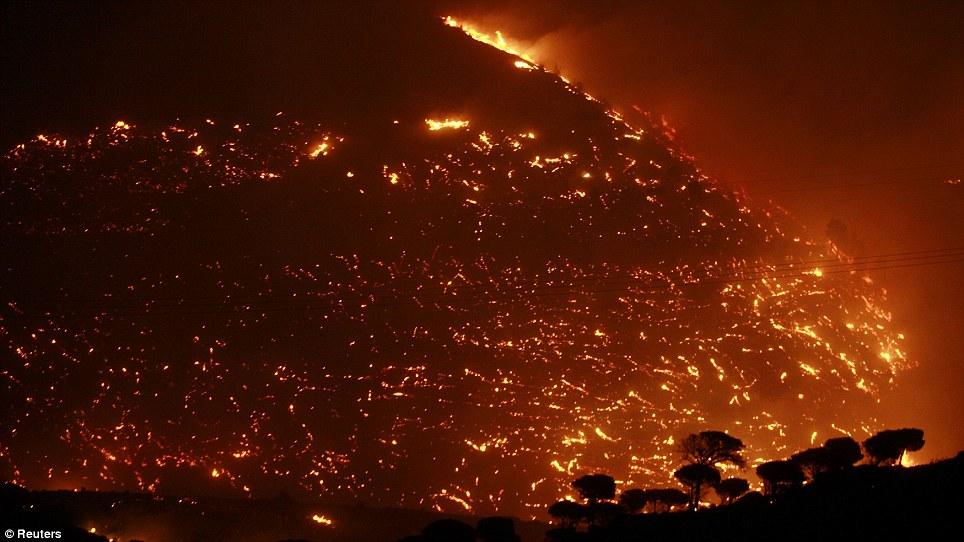 """Résultat de recherche d'images pour """"the top world forest fires"""""""