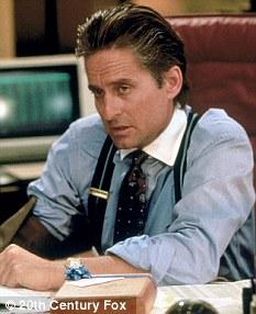Gordon Gekko returns to Wall Street! Michael Douglas ...