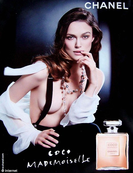 Keira Knightley Does Anorexia Have