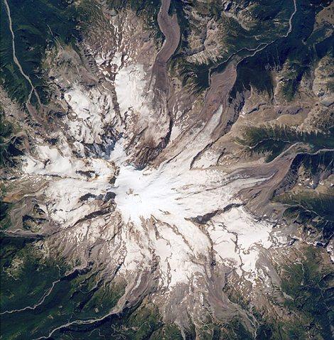 rainier glacier