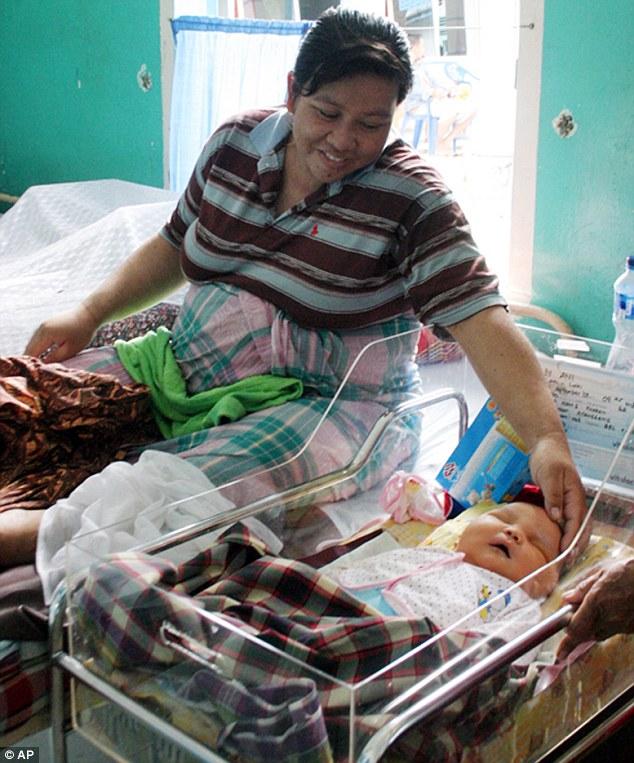 Muhammad Akbar Risuddin, dari Sumut Menjadi Bayi Terbesar di Indonesia