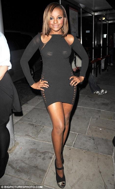 Keisha Buchanan Shrugs Off Sugababes Split As She Celebrates Her 25th Birthday Daily Mail Online