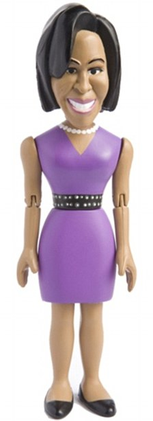 Michelle  Obama Doll: Just In Time For The Holidays