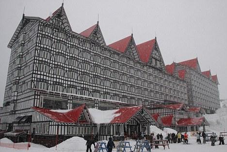 Hotel Green Plaza, Cortina, Japan