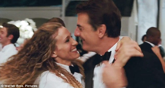 Carrie's marriage to Big is said to be put to the test in the sequel which is set to hit the big screen in May 2010