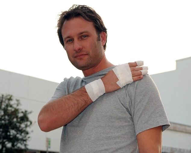 Jasper Schuringa who tackled Abdulmutallab on Flight 253