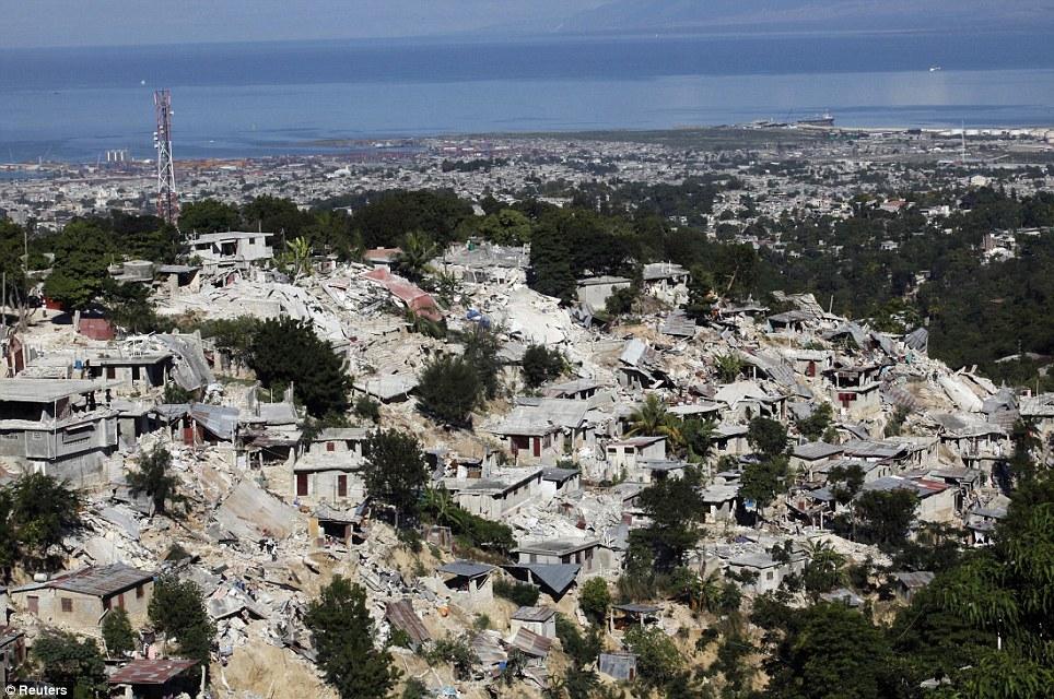 Haiti earthquake