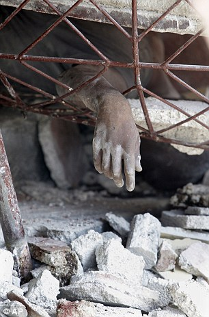 Concrete causes death in earthquake zones