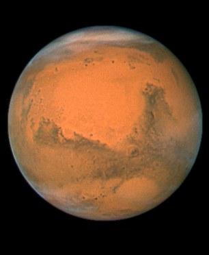 Our next-door neighbour: Mars