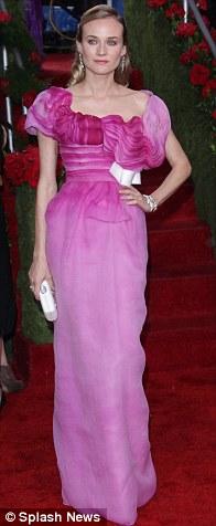 Diane Kruger Golden Globes