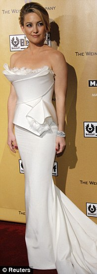 Kate Hudson Golden Globes