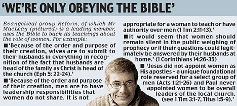 Only obeying bible