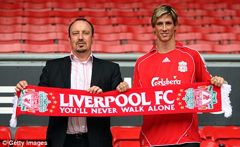 Image result for torres liverpool signing