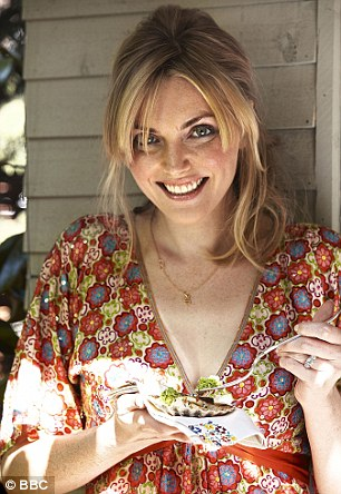 Sophie Dahl Is The Pouting 6ft Ex Model Trying To Dethrone