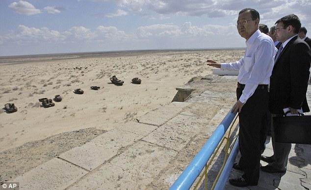 Laut Kepulauan Aral Mengering