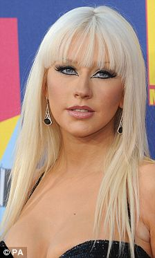 Christina Aguilera Copies Lady GaGa As She Dons PVC Outfit