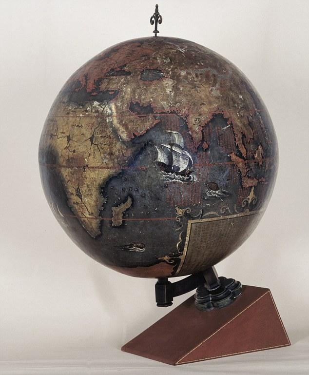 Chinese Globe