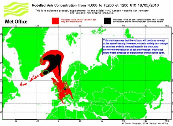 Iceland volcano ash cloud: Heathrow and Gatwick re-open ...