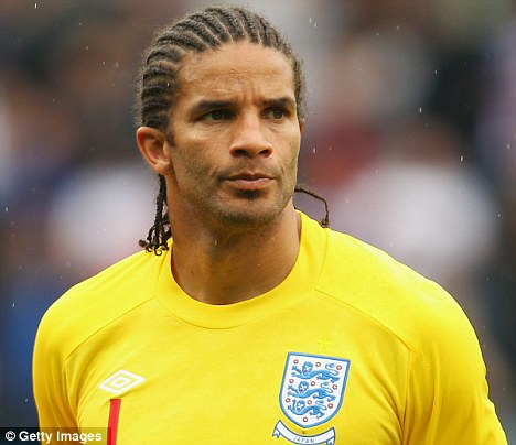 England World Cup squad numbers revealed: David James to wear No 1 ...