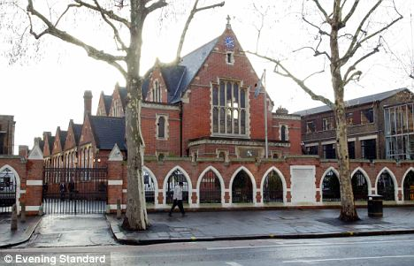 Image result for Latymer Upper School in Hammersmith