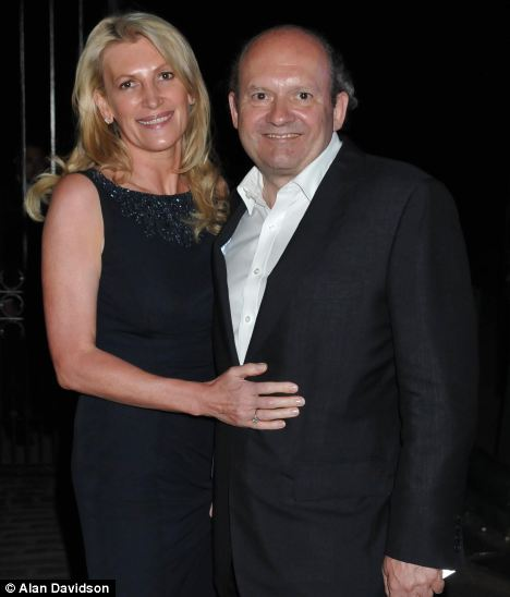 Michael Spencer and Sarah Milford Haven  formerly married to  to Prince Philip's cousin, the Marquess of Milford Haven, termed Sarah, Marchioness of Milford Haven,  is seeing moneybroker Michael Spencer, 53, Spencer stood down as treasurer and member of the board of the Conservative Party in October 2010 , formerly considered to be the most powerful man in the City of London.(2008)  ICAP's chief executive, Michael Spencer has cut hundreds of jobs once held by voice brokers—who take orders and execute trades manually by phone or computer—while expanding electronic-trading services.