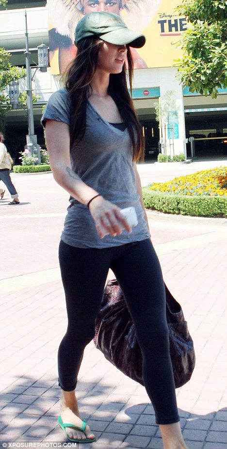 Image result for megan fox workout outfit