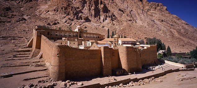 Image result for St. Catherine's monastery, photos