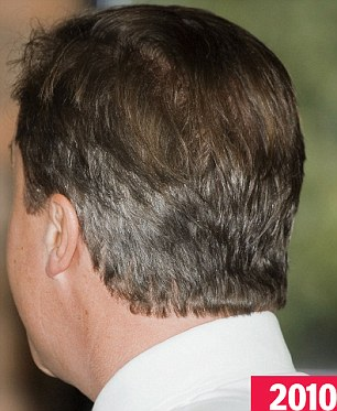 Curse Of The PMs David Cameron Is Going Grey At A Record