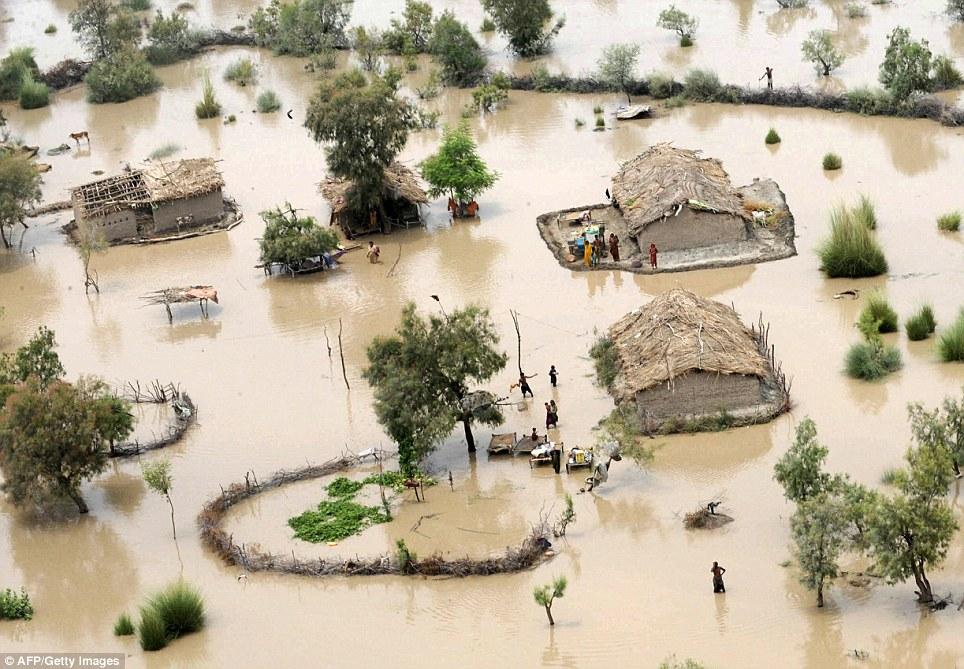 Paksitan floods