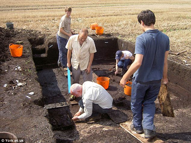 Archaeologists have been excavating at the Mesolithic site Star Carr since 2003