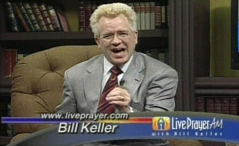 'Lie from hell': Bill Keller has said 'Islam is not and has never  been a religion of peace'