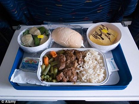 Image result for british airways food