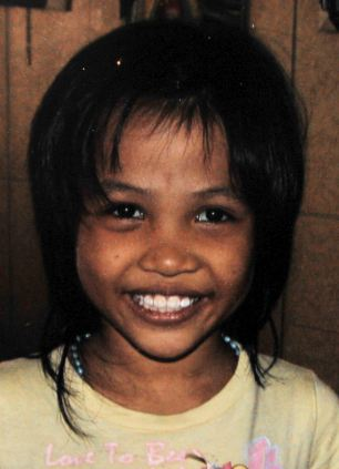 Nhu, one of the orphans that Suzanne aims to rescue when she builds her orphanage in Ho Chi Minh city.
