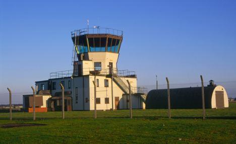 RAF Bentwaters bazei aeriene Statele Unite ale Americii din Rendlesham , Suffolk