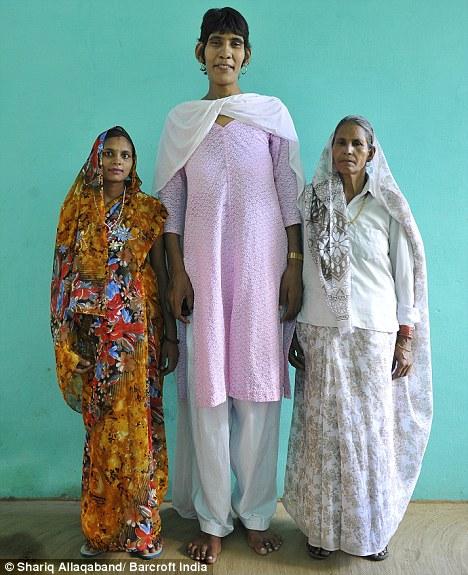Karan Singh's family