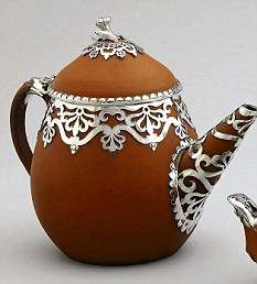 Potted history: The 1840 Wedgwood teapot