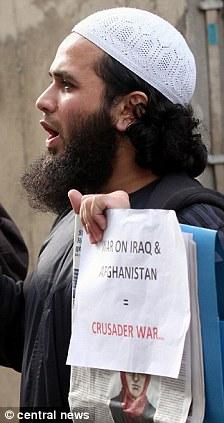 Supporter Mohammed Haroon Saleem